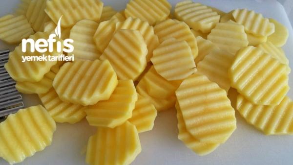 Kremalı Patates Graten