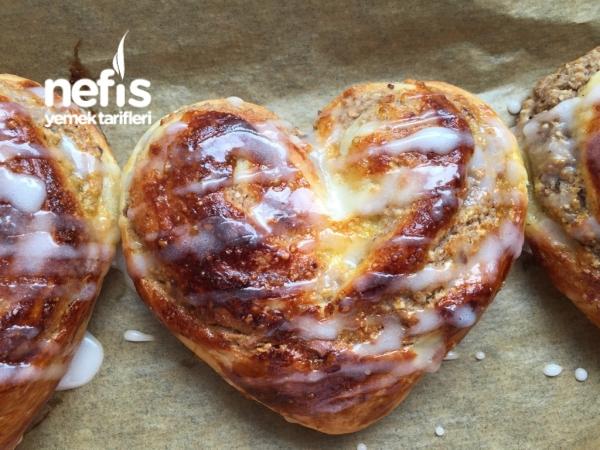 Kalpli Tatlı Çörek