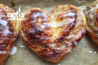 Kalpli Tatlı Çörek Tarifi
