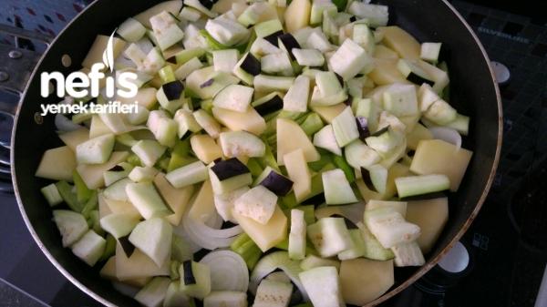 Sebzeli Yaz Kavurması