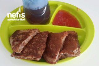 Cevizli Pancake (+9ay) Tarifi