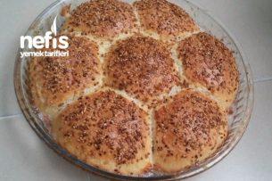 Çiçek Ekmek (Glutensiz) Tarifi