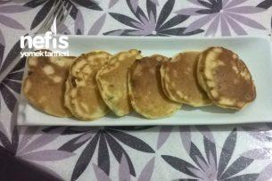 Sucuklu Peynirli Pankek Tarifi