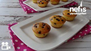 Damla Çikolatalı Muffin Tarifi Videosu