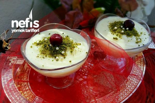 Keşkül Tarifi (Osmanlı Mutfağı)