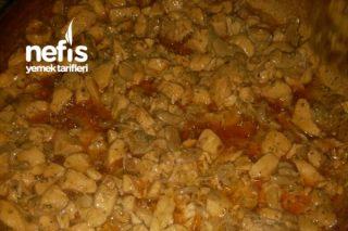Kremalı Mantarlı Tavuk Sote Tarifi