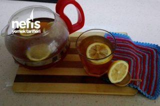 Soğuk Çay(Ice Tea) Tarifi