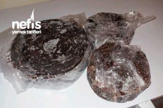 Bisküvili Pastam (Kelepçeli Kalıpta) Dondurucuda Saklanır Tarifi