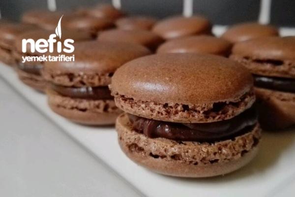 Macaron (Makaron) Tarifi