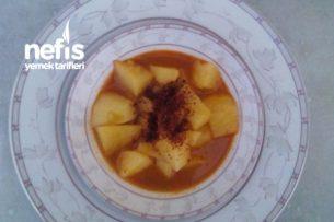 Sade Patates Türlüsü Tarifi