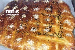 Tatlı Pastane Pidesi Tarifi