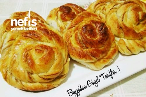 Tel Tel Nefis Haşhaşlı Çörek Tarifi