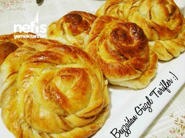 Tel Tel Nefis Haşhaşlı Çörek