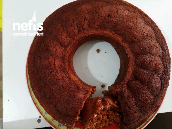 Yulaflı Diyet Kek (sıfır yağ+sıfır şeker)