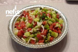 Basit Salata Tarifi