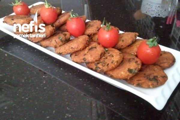 Bulgurlu Ekmek Köftesi (Hatay Usulü) Tarifi