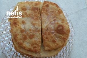 Peynirli Patatesli El Açması Börek Tarifi