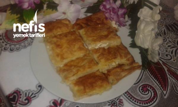Peyniri Su Böreği Tarifi