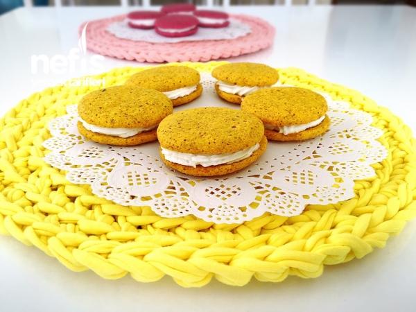 Gramajsız Kolay Macaron (renkli)