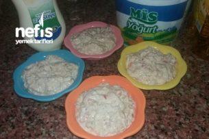 Mayonezli Patlıcan Salatası Tarifi