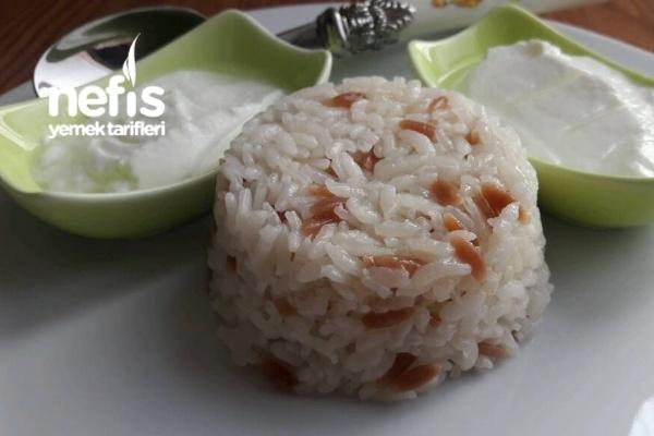 Pirinç Pilavı (Tane Tane) Tarifi