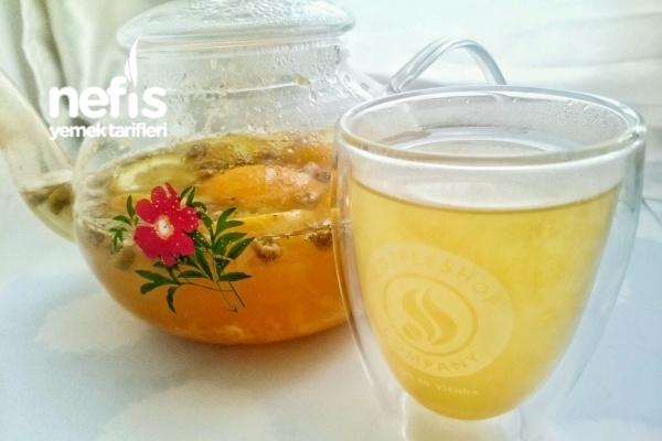 Papatya Fantazisi Çayı Tarifi
