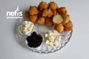Sahurluk  Kahvaltılık Peynirli Lokma Tarifi