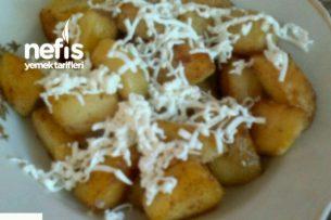 Haşlanıp Kızartılmış Patates Tarifi
