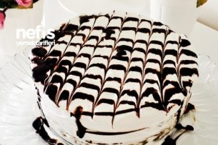 Bisküvili Enfes Pasta Tarifi
