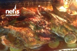 Fırında Balık (Çupra Levrek Vs) Tarifi