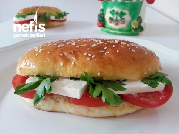 Pamuk Sandviç Ekmeği