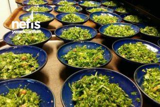 Tebbuli Salatası Tarifi