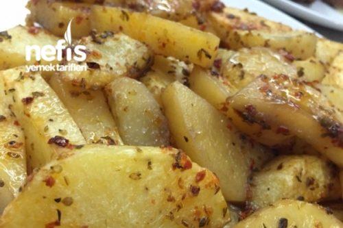 Baharatlı Patates Kızartması Tarifi - Songül Tok - Nefis ...