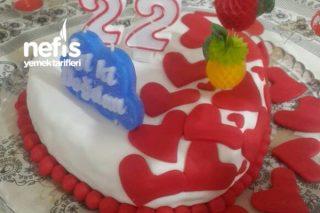 İyi Ki Doğdun Aşk Pastası Tarifi