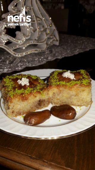 Kadayifli Revani (yok böyle muhteşem bir lezzet)