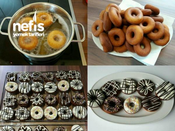Muhteşem Ikramlık Mini Donuts