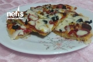 Pizzam Tarifi