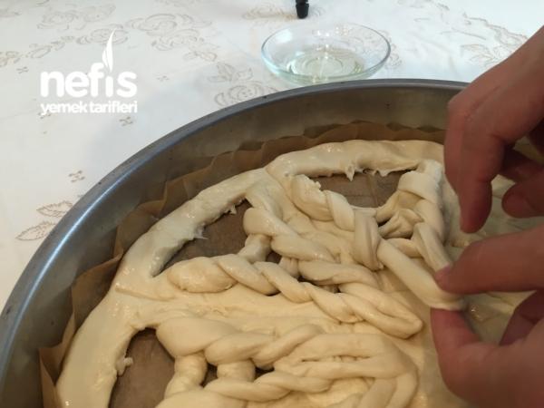 Süslü Ramazan Pidesi