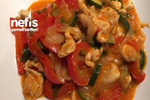 Tayland Yemeği- Körili Tavuk Tarifi