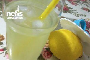 Ev Yapımı Limonata(enfes)