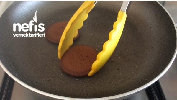 Kakaolu Sütburger