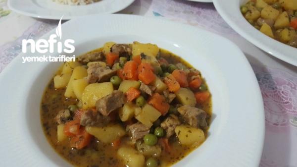 Lokanta Usulü Orman Kebabı ( Detaylı Anlatımıyla )