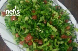 Mevsim Salata Tarifi
