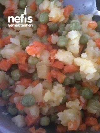 Rus Salatası (çabucak)