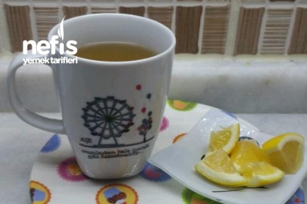 Ballı Limonlu Ihlamur Çayı Tarifi