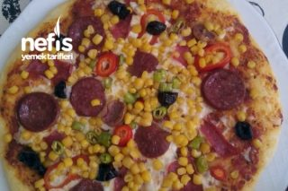 Benim Pizzam Tarifi