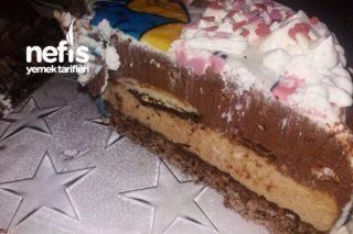 Çoko Plazma Torta (Krem Pasta) Tarifi