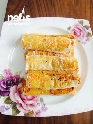 Patlıcanlı Çıtır Börek