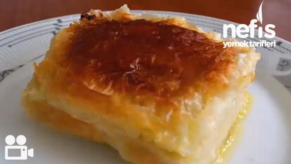Pratik Laz Böreği Tarifi Videosu