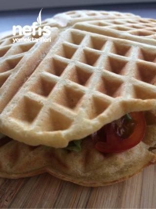 Tuzlu Waffle Burger
